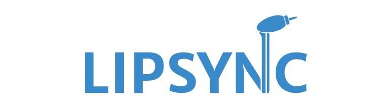 LipSync wordmark