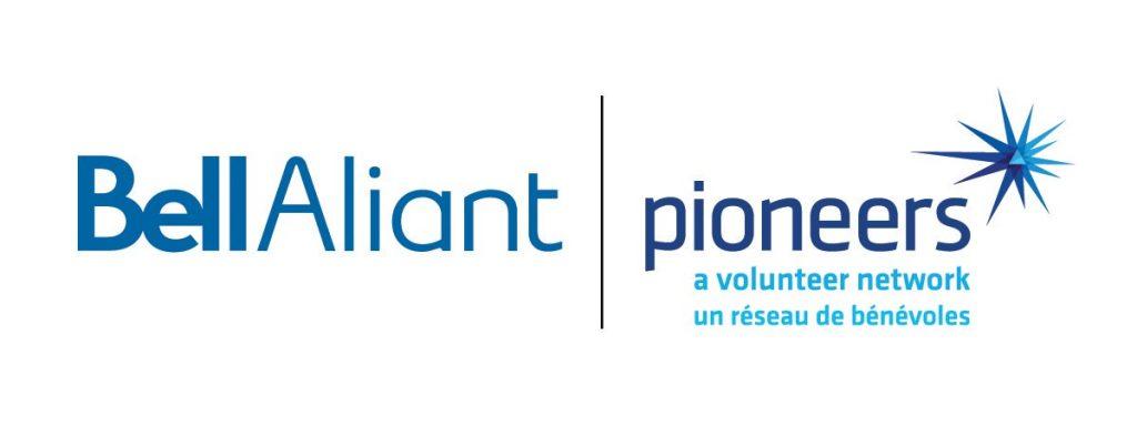 Bell Aliant Pioneers logo
